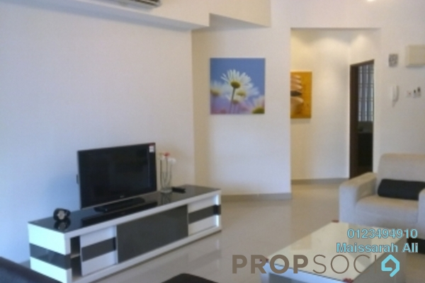 Condominium For Rent in Villa Wangsamas, Wangsa Maju Freehold Semi Furnished 2R/3B 2.2k