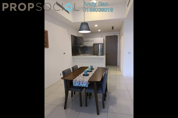 Duplex For Rent in M City, Ampang Hilir Freehold Fully Furnished 1R/2B 2.5k