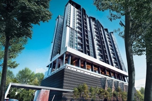 Condominium For Sale in The Andes, Bukit Jalil Freehold Semi Furnished 3R/3B 680k