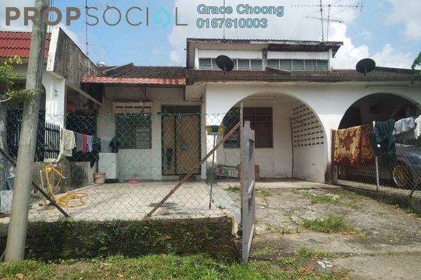 Terrace For Sale in Bandar Putra Kulai, Kulai Freehold Unfurnished 3R/2B 320k