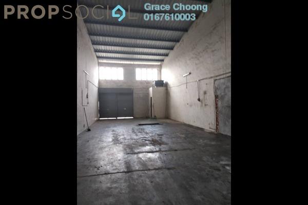 Factory For Sale in Taman Mewah, Kulai Freehold Unfurnished 1R/1B 255k