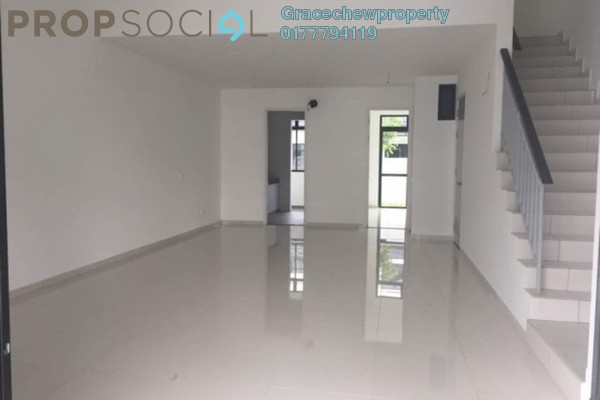 Terrace For Rent in Eco Summer, Tebrau Freehold Unfurnished 4R/4B 1.88k