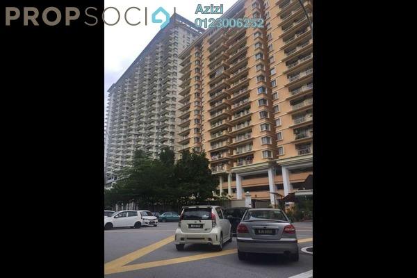 Condominium For Sale in Platinum Hill PV6, Setapak Freehold Semi Furnished 4R/2B 490k
