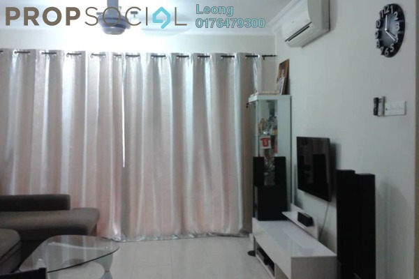 Condominium For Sale in Changkat View, Dutamas Freehold Semi Furnished 3R/2B 500k