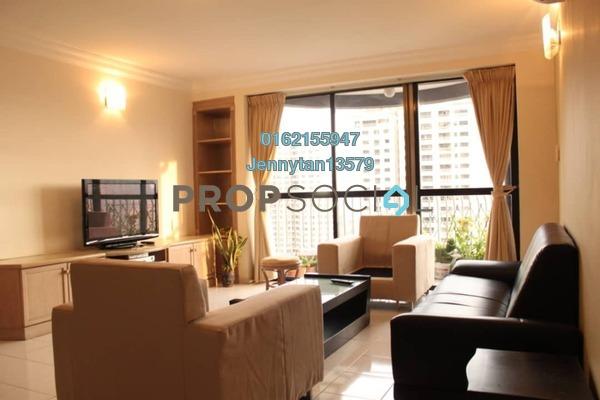 Condominium For Rent in Mont Kiara Palma, Mont Kiara Freehold Fully Furnished 3R/2B 3k