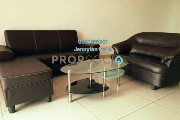 Condominium For Sale in 288 Residences, Kuchai Lama Freehold Fully Furnished 3R/2B 560k