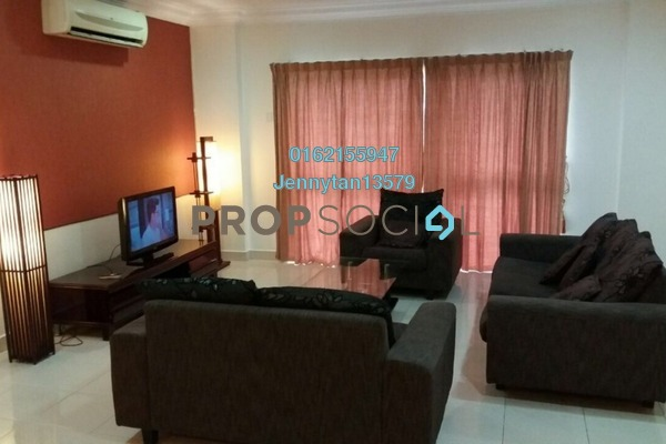 Condominium For Rent in Ampang Boulevard, Ampang Freehold Fully Furnished 4R/2B 2k