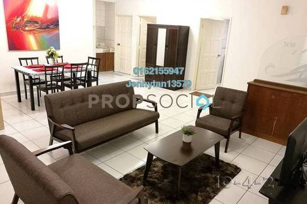 Condominium For Rent in City Gardens, Bukit Ceylon Freehold Fully Furnished 3R/2B 2.8k