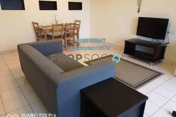 Condominium For Rent in Angkasa Impian 2, Bukit Ceylon Freehold Fully Furnished 1R/1B 2.1k