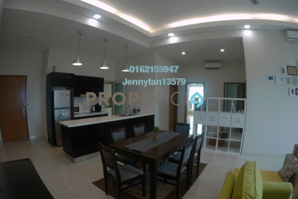 Condominium For Rent in Royal Regent, Dutamas Freehold Fully Furnished 4R/2B 3.5k