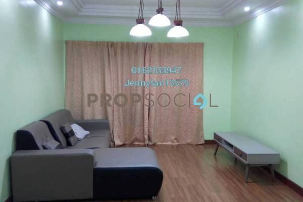 Condominium For Rent in Bayu Tasik 2, Bandar Sri Permaisuri Freehold Fully Furnished 3R/2B 1.6k