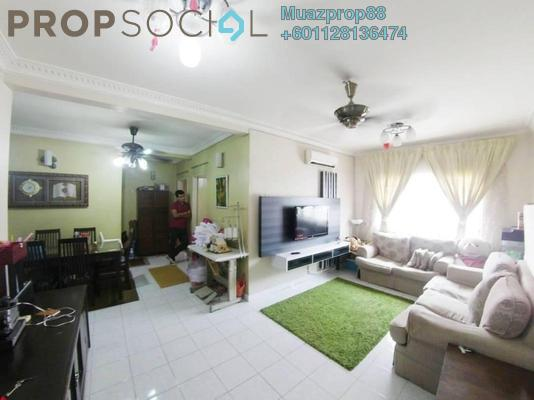 Apartment For Sale in Salvia Apartment, Kota Damansara Freehold Fully Furnished 3R/2B 345k