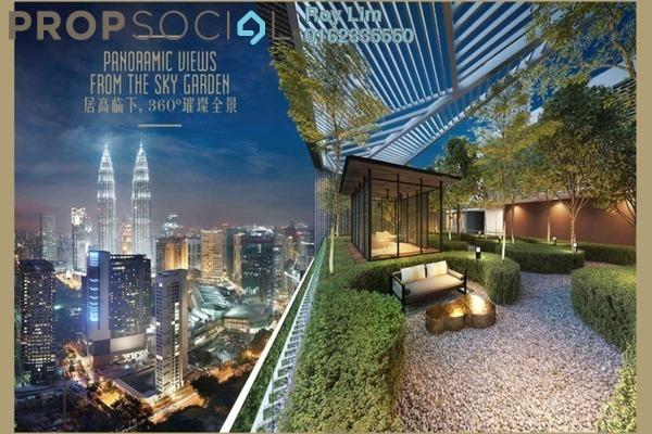 For Sale Condominium at Agile, Bukit Bintang Freehold Semi Furnished 3R/3B 1.79m