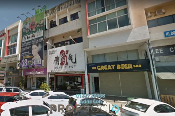 Shop For Sale in Damansara Uptown, Damansara Utama Freehold Semi Furnished 1R/2B 4.98m