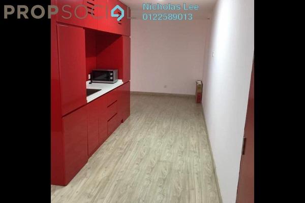 Condominium For Rent in Empire City, Damansara Perdana Freehold Fully Furnished 0R/1B 1.1k