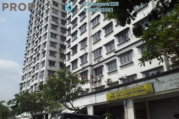 Apartment For Rent in Desa Tun Razak, Bandar Tun Razak Freehold Unfurnished 2R/1B 800translationmissing:en.pricing.unit