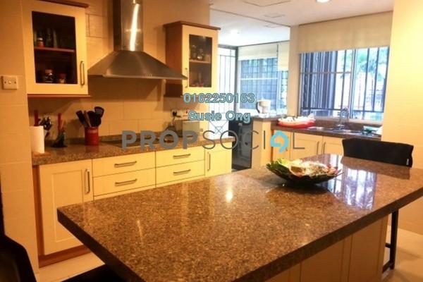 Condominium For Sale in Desa U-Thant, Ampang Hilir Freehold Semi Furnished 3R/4B 2m