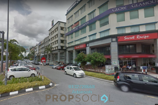 Shop For Sale in Fraser Business Park, Sungai Besi Freehold Semi Furnished 0R/2B 7.5m