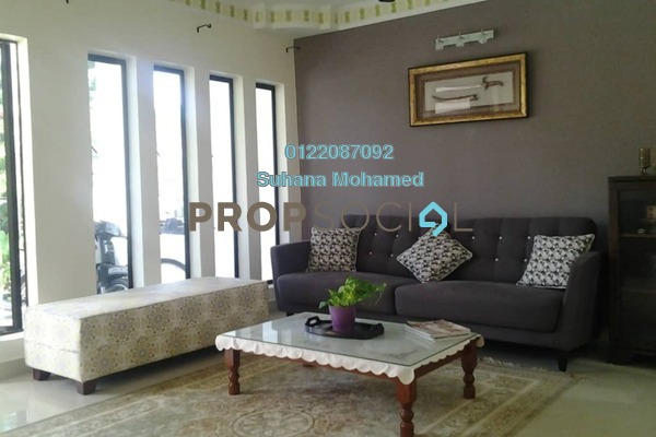 Terrace For Sale in Puncak Perdana, Shah Alam Freehold Semi Furnished 3R/3B 480k