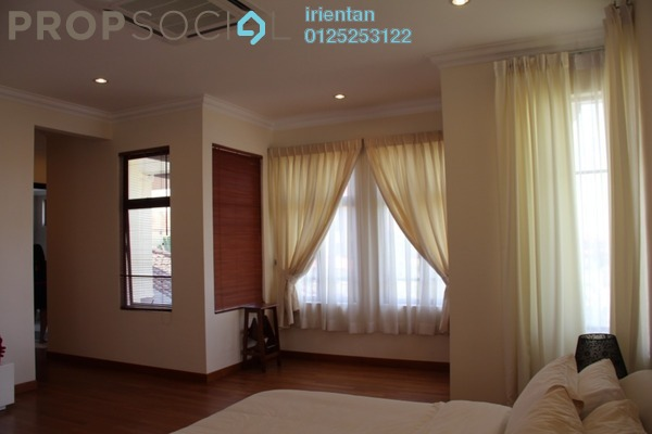 For Rent Bungalow at Puteri 12, Bandar Puteri Puchong Freehold Fully Furnished 6R/5B 18k