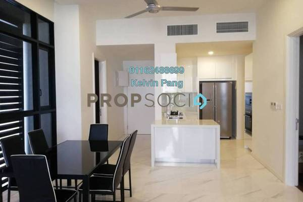 Condominium For Sale in Setia V Residences, Gurney Drive Freehold Fully Furnished 3R/2B 1.95m