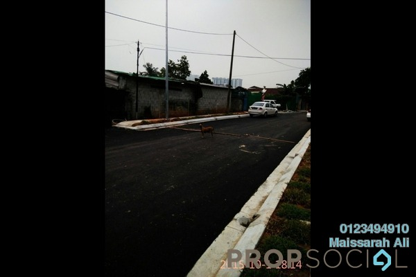 For Sale Land at Taman Tasik Titiwangsa, Titiwangsa Freehold Unfurnished 0R/0B 1.85m