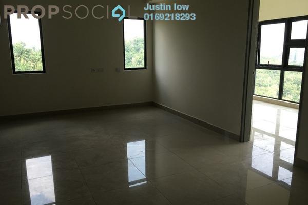 Condominium For Rent in Hyve, Cyberjaya Freehold Unfurnished 2R/1B 1.3k