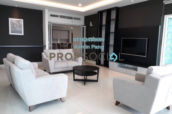 Condominium For Rent in One Tanjong, Tanjung Bungah Freehold Fully Furnished 5R/5B 7.8k