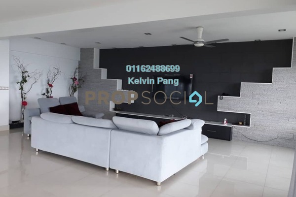 Condominium For Rent in The Cove, Tanjung Bungah Freehold Fully Furnished 5R/6B 7.5k