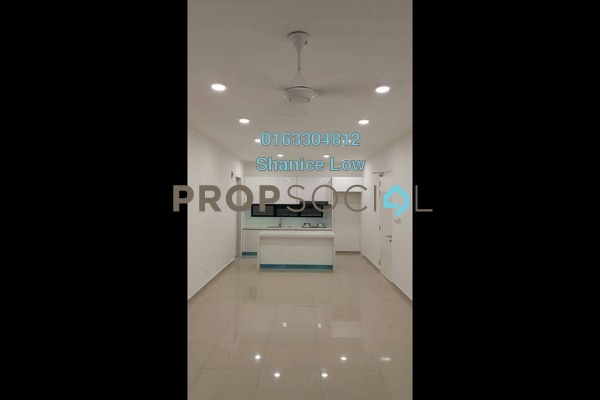 Condominium For Rent in Paragon 3, Bandar Putra Permai Freehold Semi Furnished 3R/3B 1.5k
