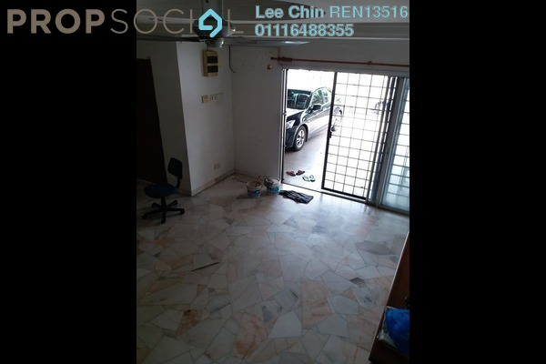 Terrace For Rent in Taman Suria Jaya, Cheras South Freehold Semi Furnished 4R/3B 1.5k