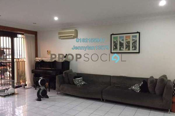 Condominium For Rent in Villa Angsana, Jalan Ipoh Freehold Fully Furnished 3R/2B 1.85k