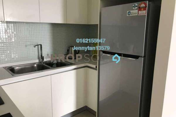 Condominium For Rent in G Residence, Desa Pandan Freehold Semi Furnished 2R/2B 3k