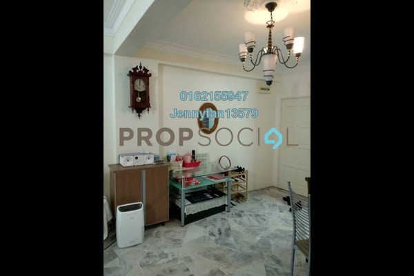 Apartment For Sale in Jade Tower, Ampang Freehold Semi Furnished 3R/2B 320k