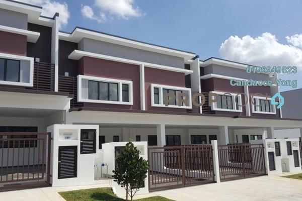 Terrace For Rent in Setia Taipan, Setia Alam Freehold semi_furnished 4R/3B 1.2k