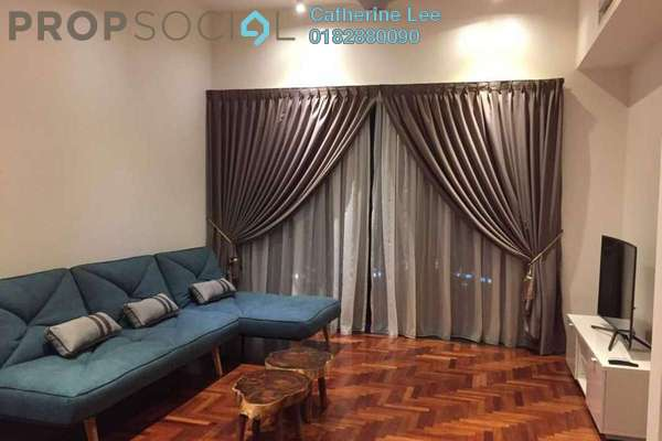 Condominium For Rent in The Mews, KLCC Freehold Fully Furnished 1R/1B 4.8k