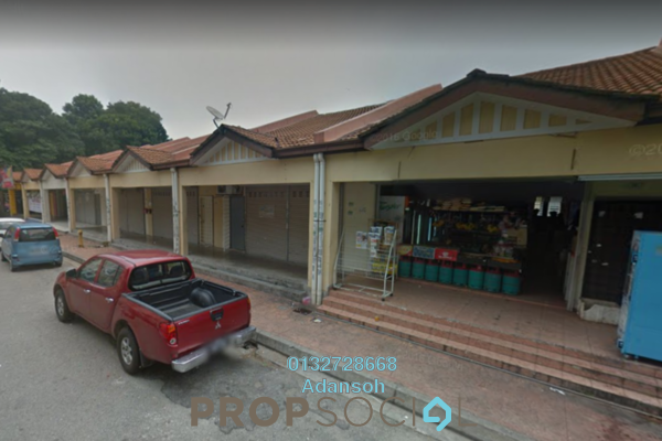 Shop For Sale in PJU 7, Mutiara Damansara Freehold Semi Furnished 1R/2B 1.38m