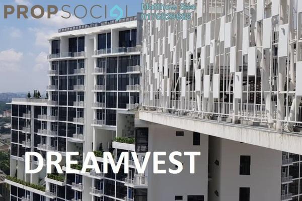 Condominium For Rent in Third Avenue, Cyberjaya Freehold Semi Furnished 3R/2B 3k