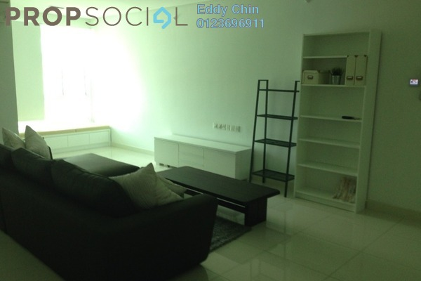 Condominium For Sale in V Residence @ Sunway Velocity, Cheras Freehold Fully Furnished 2R/2B 1m