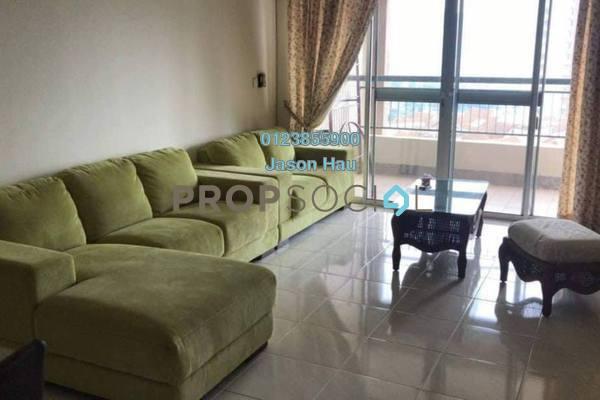 Condominium For Rent in Seri Maya, Setiawangsa Freehold Fully Furnished 3R/2B 2.2k