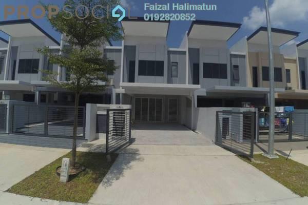 排屋 单位出售于 Kajang East, Semenyih Freehold Unfurnished 4R/3B 730.0千