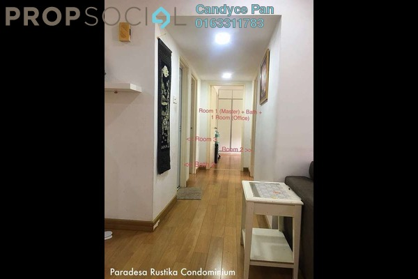 Condominium For Rent in Paradesa Rustica, Bandar Sri Damansara Freehold Semi Furnished 3R/2B 1.6k