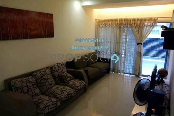 Terrace For Sale in Taman Mayang, Kelana Jaya Freehold Semi Furnished 3R/2B 1.3m