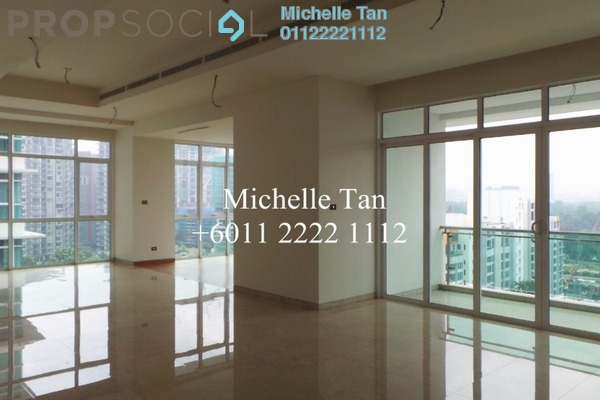 Condominium For Sale in The Pearl, KLCC Freehold Semi Furnished 4R/6B 3.26m