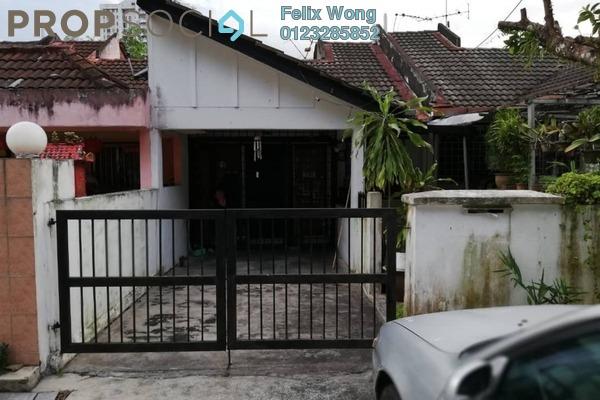 Terrace For Sale in Taman Bukit Idaman, Selayang Freehold Semi Furnished 3R/2B 450k