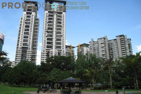 Condominium For Sale in The Binjai On The Park, KLCC Freehold Semi Furnished 4R/3B 8.68m