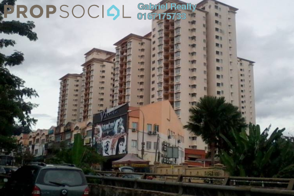 Condominium For Rent at Wangsa Metroview, Wangsa Maju by ...