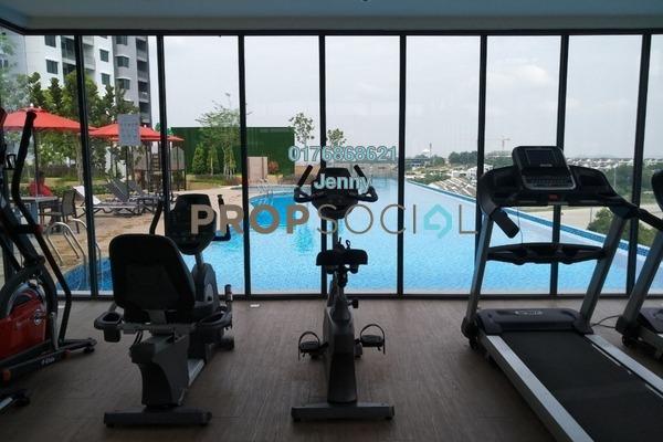 Condominium For Rent in Sutera Pines, Bandar Sungai Long Freehold Semi Furnished 3R/2B 1.4k