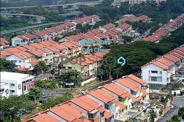 Terrace For Sale in Taman Esplanad, Bukit Jalil Freehold Semi Furnished 5R/4B 2m