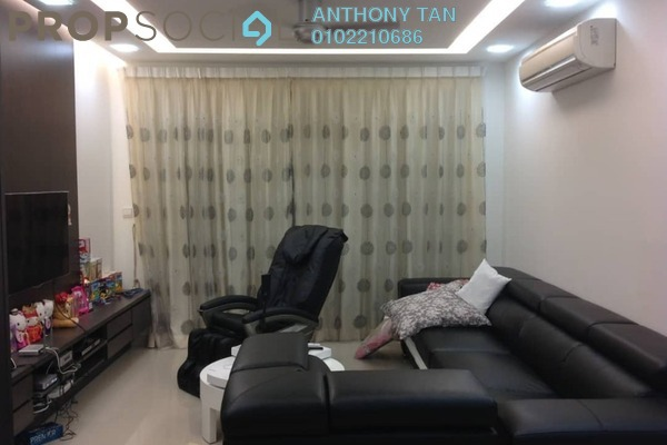 Condominium For Sale in Covillea, Bukit Jalil Freehold Fully Furnished 4R/3B 890k